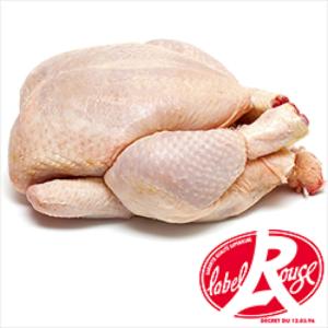 Poulet label rouge 2kg