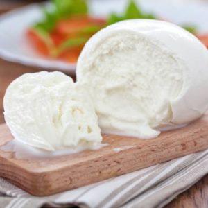 Mozzarella de Bufflonne AOP
