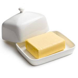 Beurre doux en plaquette